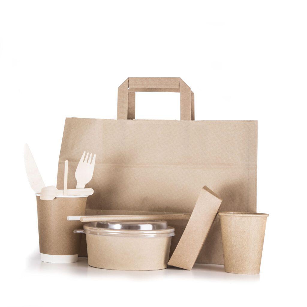 Alt i bæredygtig emballage