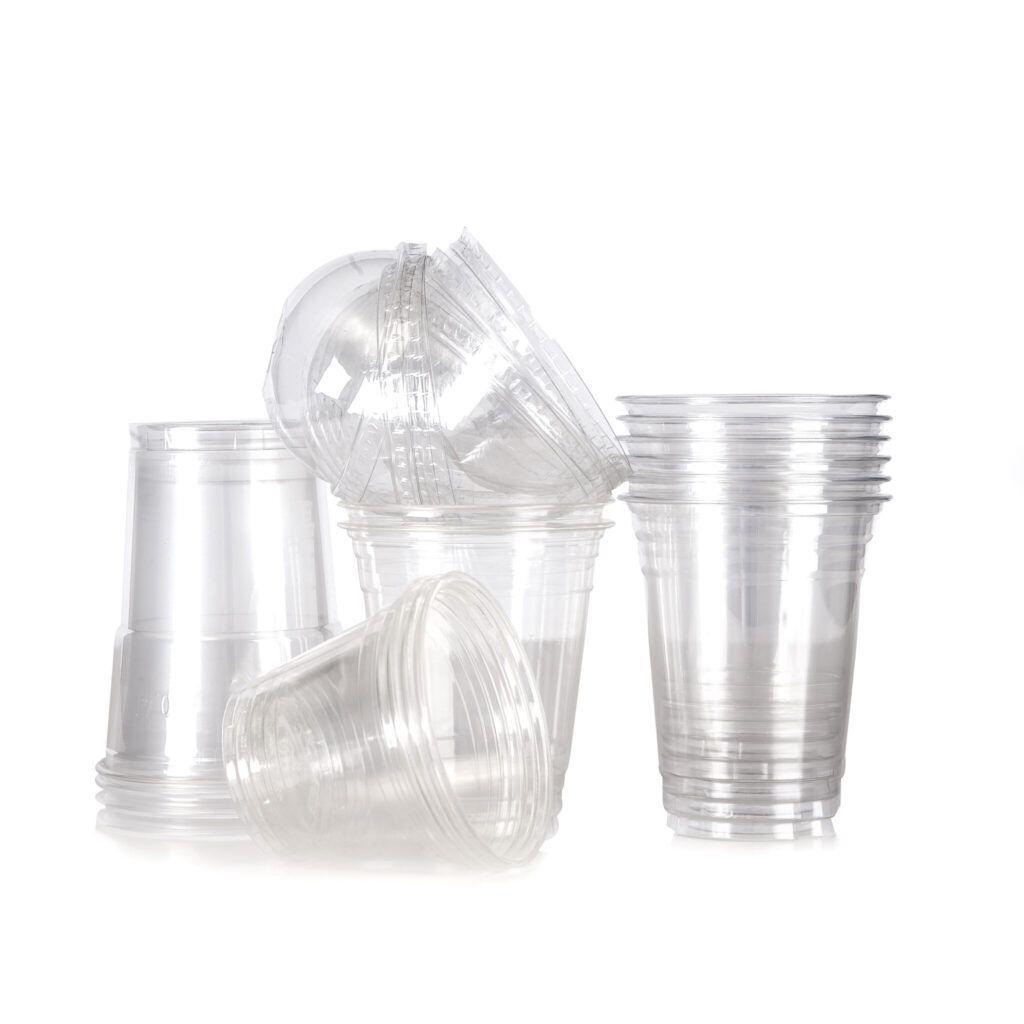 Plastikkrus take-away