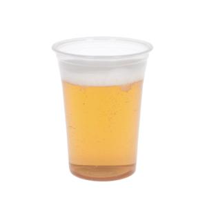 Plastikkrus 16 oz Ø9,5 cm