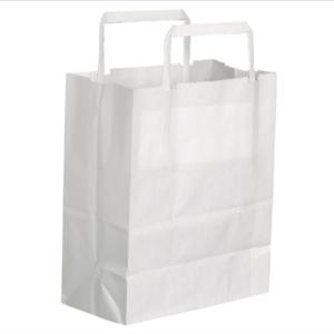 Bærepose med hank 18x10,5x23 cm