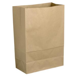 Bærepose uden hank 22x10x28 cm