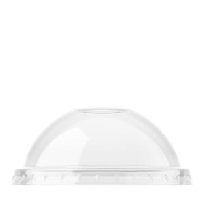 Kuppel låg plastik