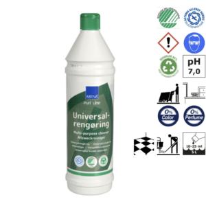 Universalrengøring 1 liter uden farve og parfume
