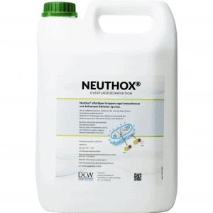 Neuthox overfladedesinfektion 5 Liter