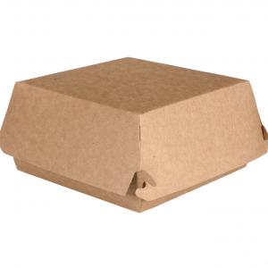 Burgerboks 115x115x60 mm
