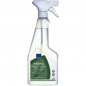 Stålpleje, Abena, 500 ml, klar-til-brug, uden farve og parfume